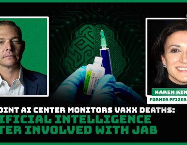 VIDEO : RECEIPTS: DoD Joint Artificial Intelligence Center Monitoring Vaxx Deaths!