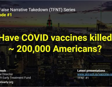 VIDEO : TFNT1: COVID vaccines have killed over 200,000 Americans