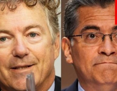 VIDEO : 'You Sir, Are The One Ignoring Science': Rand Paul Battles Becerra Over COVID-19 Rules
